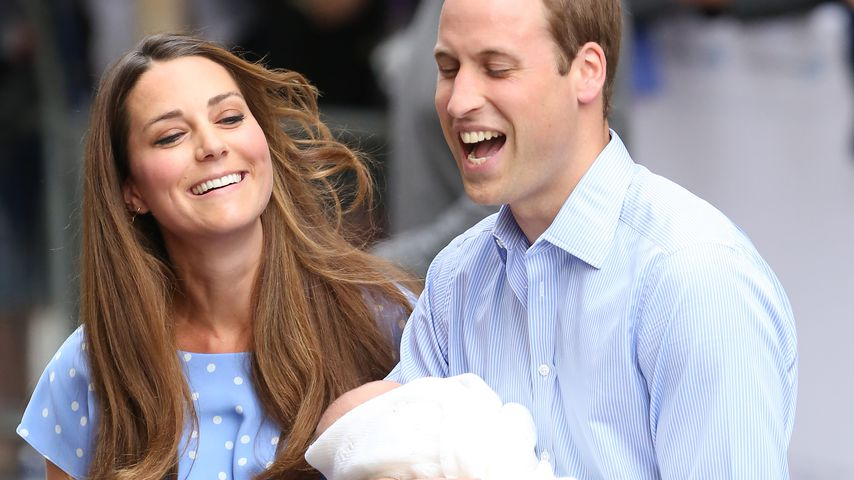 Royale Spannung: Wann gibt es den Baby-Namen?