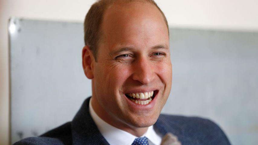 Prinz William bei einem Charity-Event von Sporting Chances in Liphook