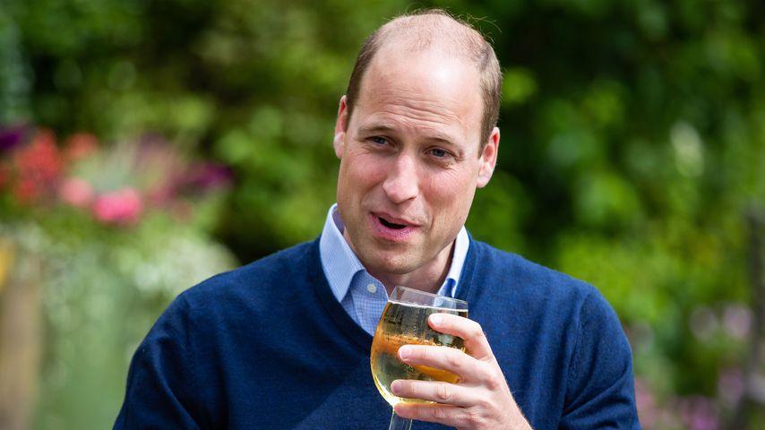 Prinz William wurde zum sexysten Glatzkopf der Welt gekürt!