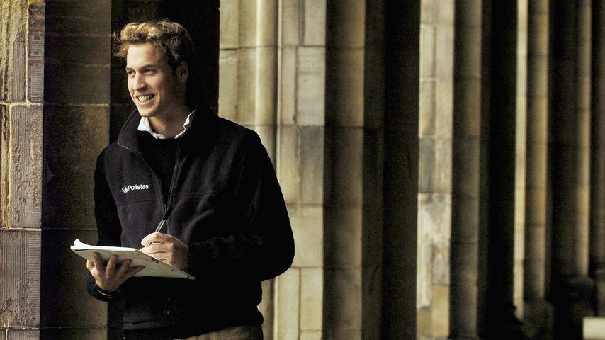 Prinz William: DIESEN Decknamen hatte er auf der Uni!