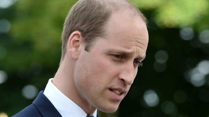 Besorgter Dad: Prinz William hat große Angst um seine Kinder