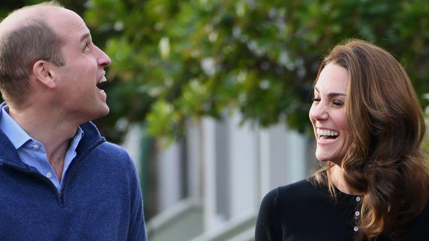 Neuer Look: Herzogin Kate überzeugt im Schottenrock!