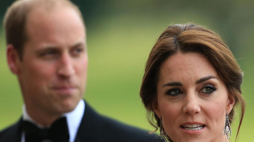 Prinz William und Herzogin Kate bei einem Charity-Event in London