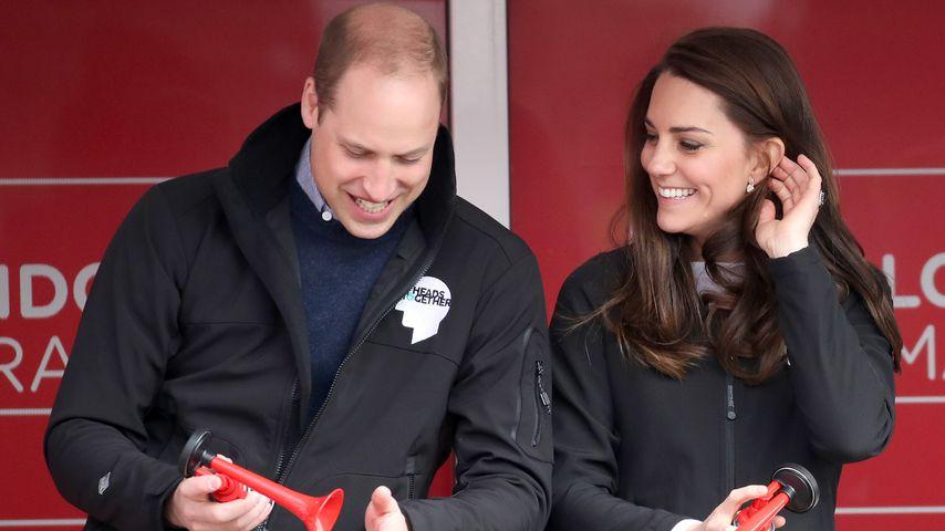 Verraten: Diese Serien schauen William und Kate am liebsten!