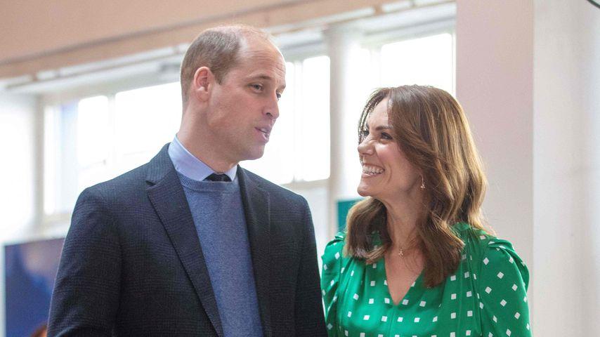 Schlüpfriger Humor: Deswegen verliebte sich William in Kate!