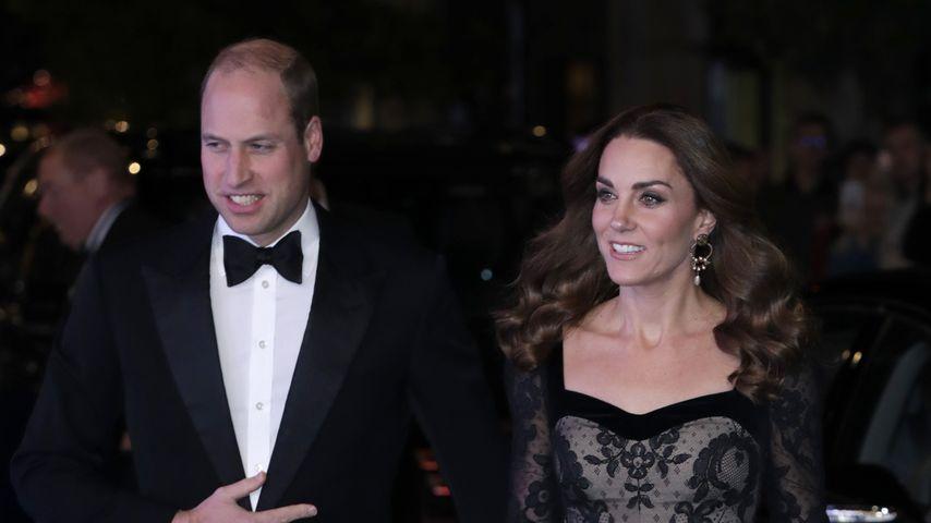 Expertin analysiert: William und Kate verliebt wie eh und je