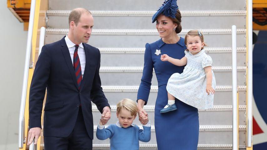 Nervöse Briten: 1. Medien berichten über Wehen bei Kate