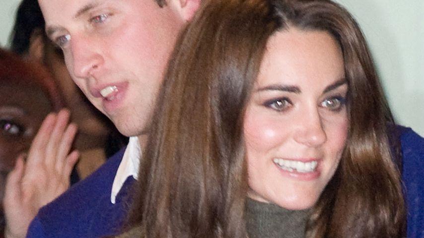 Prinz William und Kate: Ab auf die Piste!