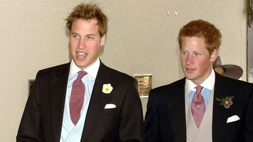 Prinz Harry & William: Ihre schönsten Bromance-Momente!
