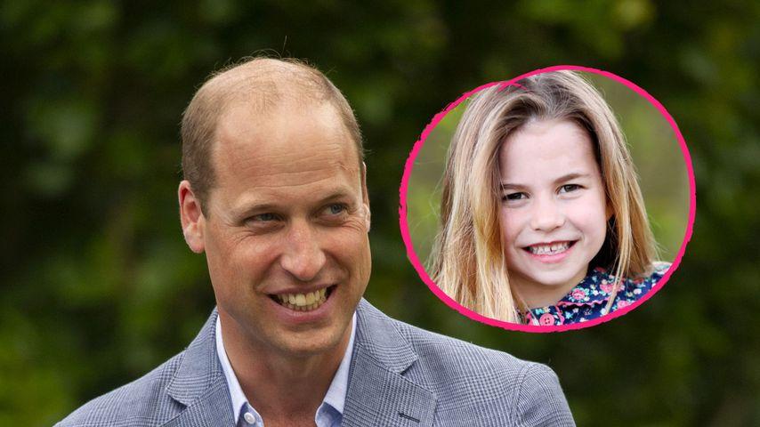 Prinz William verrät Details zu Charlottes Geburtstagsparty