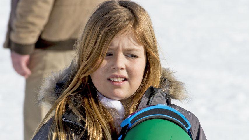 Nach schlimmem Ski-Unfall: So geht es Prinzessin Alexia