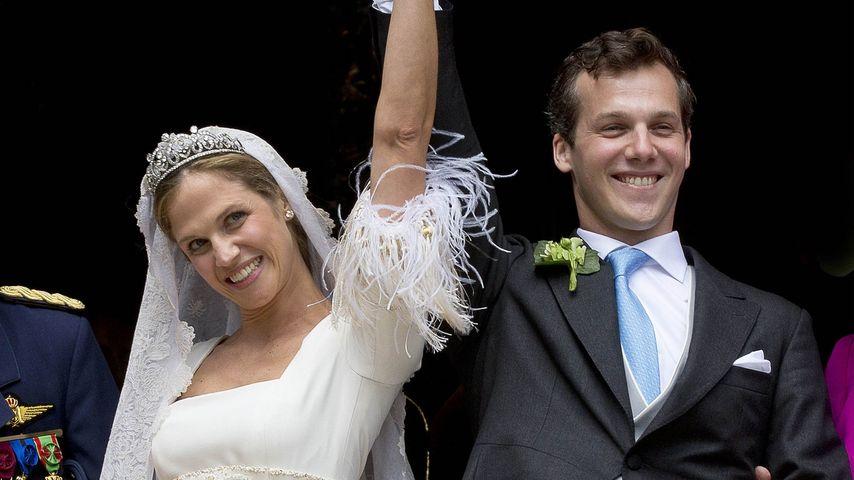 Belgischer Royal-Nachwuchs: Alix de Ligne ist Mama geworden!