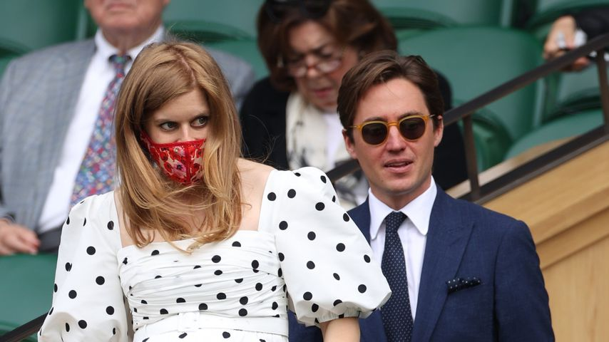 Prinzessin Beatrice und ihr Mann Edoardo Mapelli Mozzi