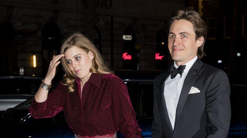 Prinzessin Beatrices Freund Edoardo hat noch Kontakt zur Ex
