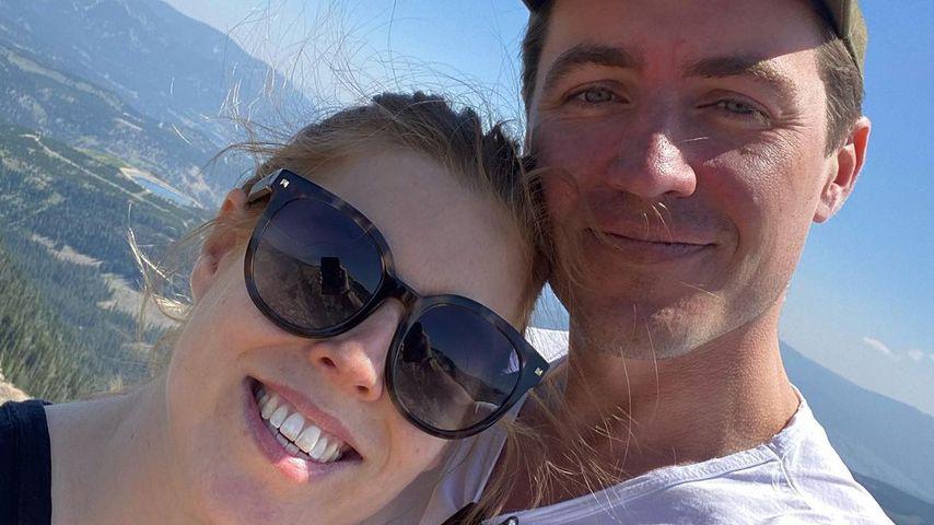 Putri Beatrice dan suaminya Edoardo Mapelli Mozzi
