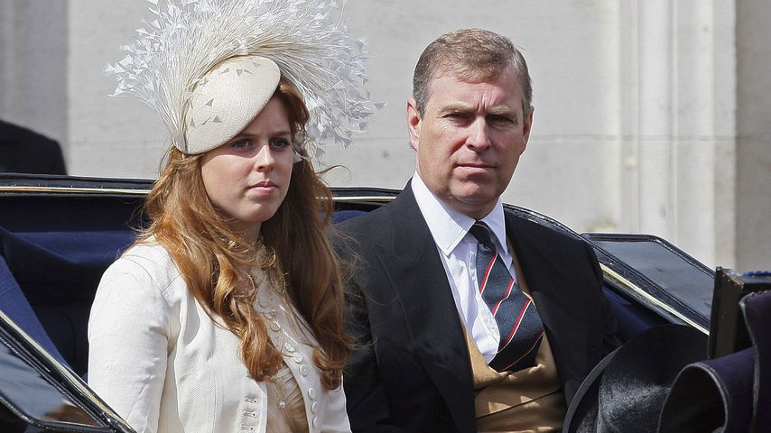 Skandal-Prinz Andrew hielt bei Beatrice' Hochzeit eine Rede
