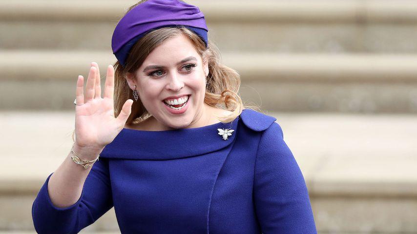 Prinzessin Beatrice auf Windsor Castle im Oktober 2018