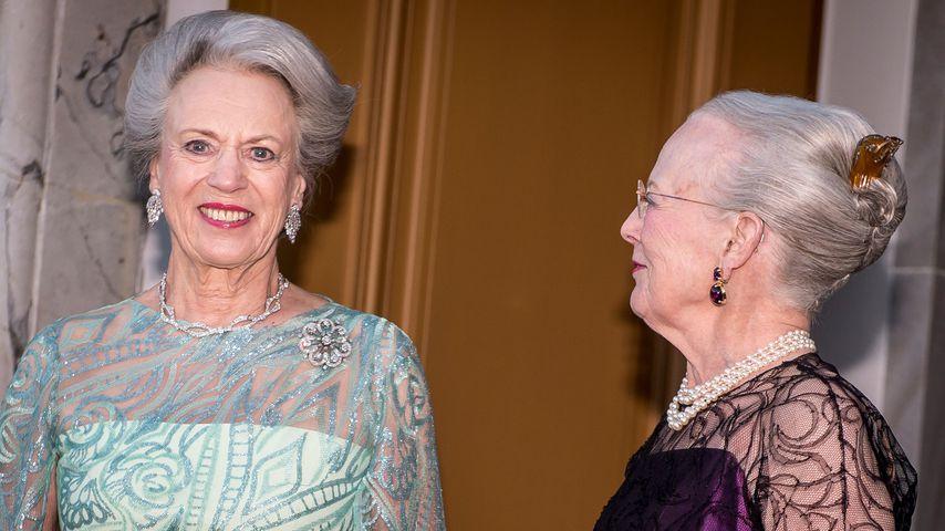 Prinzessin Benedikte und Königin Margrethe 2019