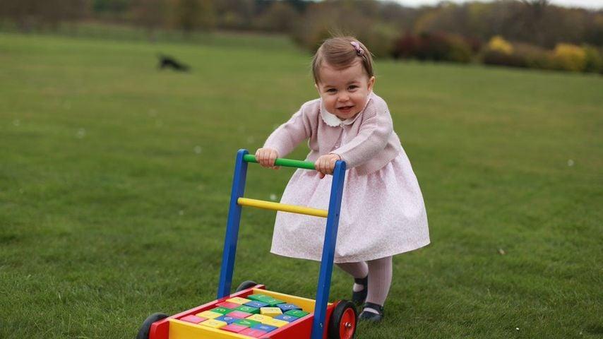 1. Geburtstag: So feiern die Royals Prinzessin Charlotte