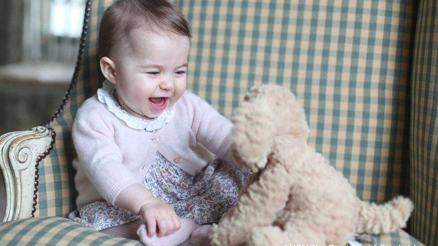 Prinzessin Charlotte im November 2015
