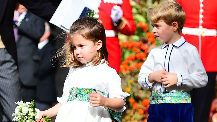 Gewusst? Das ist Prinzessin Charlotte & Prinz Georges Hobby!