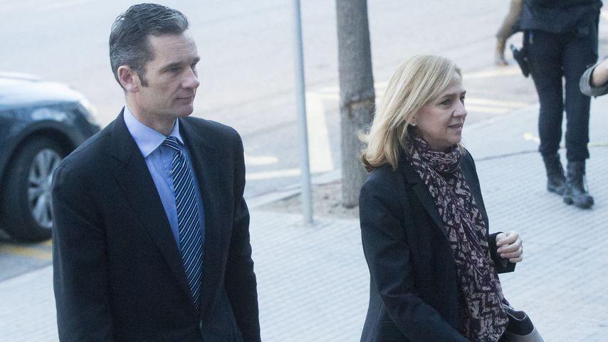 Korruption! Prinzessin Cristina steht nun vor Gericht