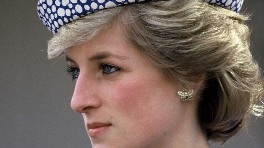 Prinzessin Diana bei der Expo 1986 in Vancouver