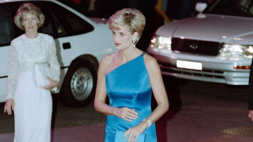 Prinzessin Diana in Sydney 1996