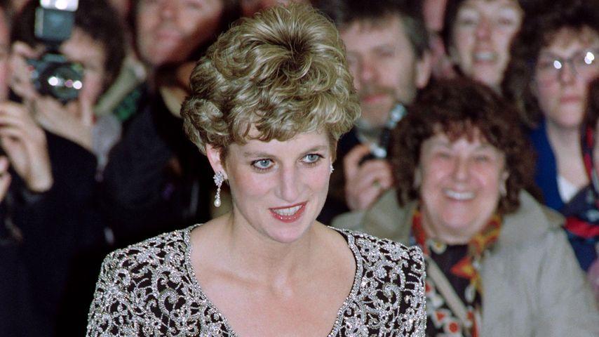 Prinzessin Diana in London