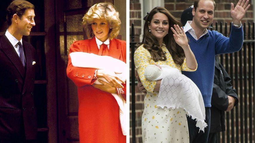 Keine Diana-Kopie: Herzogin Kates Outfit überwältigt alle!