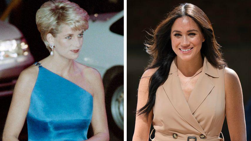Lady Dianas Butler sicher: Mit Meghan hätte es Beef gegeben