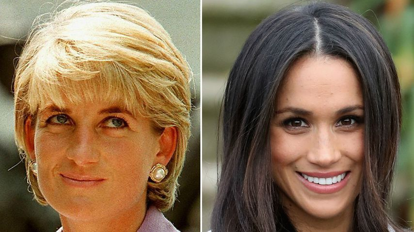 Wie Diana: Meghan Markles 1. Royal-Termin als Charity-Lady!