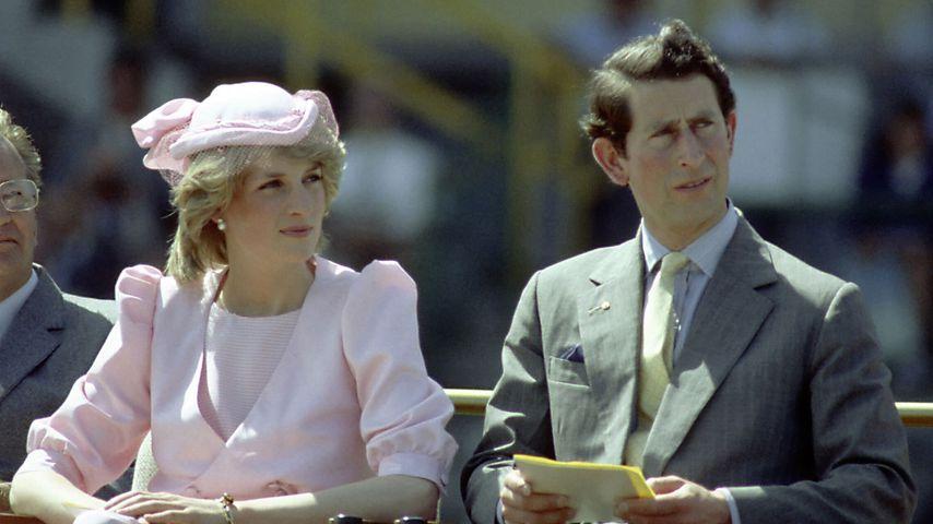 Skandal bei den Royals: Haben Charles und Diana eine geheime Tochter?