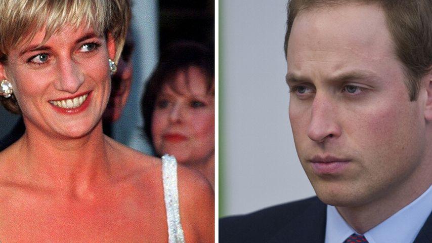 Prinz William: So sehr vermisst er seine Mutter