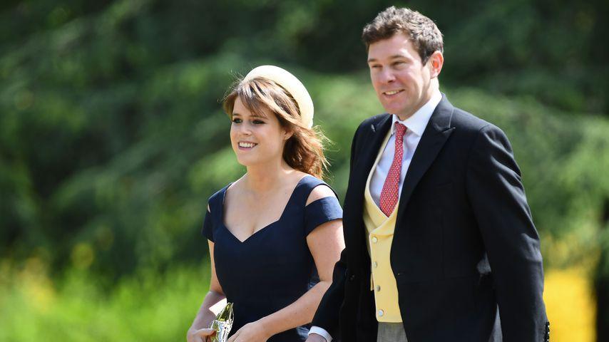 Bye bye, Kensington Palast: Eugenie & Jack suchen Immobilie