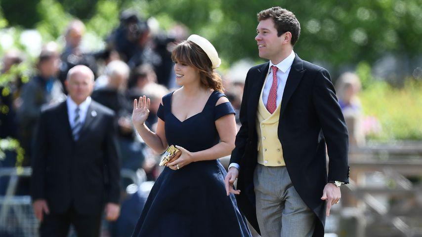 Prinzessin Eugenie und Jack Brooksbank bei der Hochzeit von Pippa Middleton und James Matthews