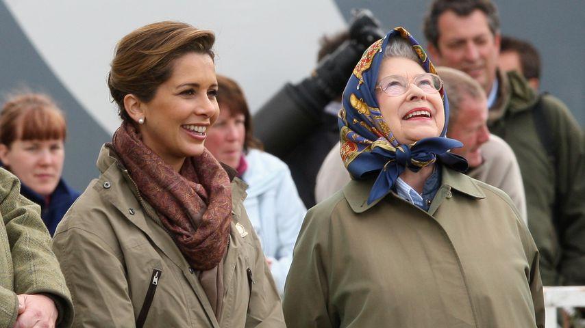 Queen Elizabeth: Hilft sie der geflohenen Dubai-Prinzessin?