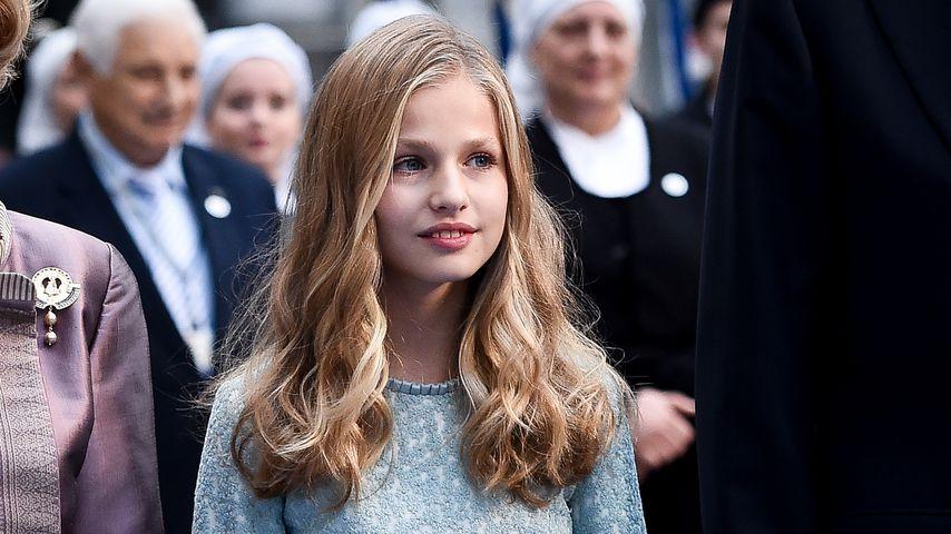 Öffentlich präsenter: Kronprinzessin Leonor wird heute 14