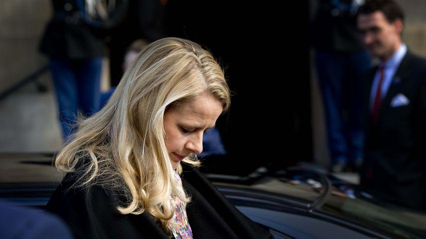 """""""Der Schmerz bleibt immer"""": Witwe von Prinz Friso trauert!"""