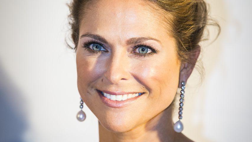 Prinzessin Madeleine von Schweden im Februar 2019