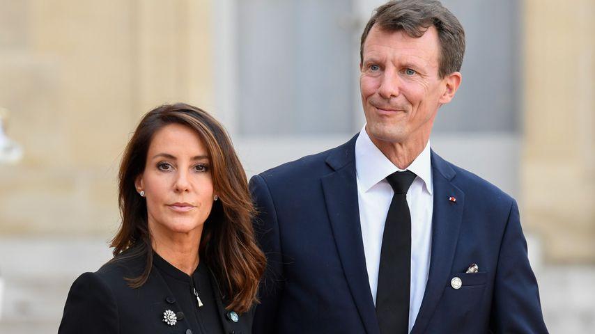 Prinzessin Marie spricht erstmals über Joachims Notoperation