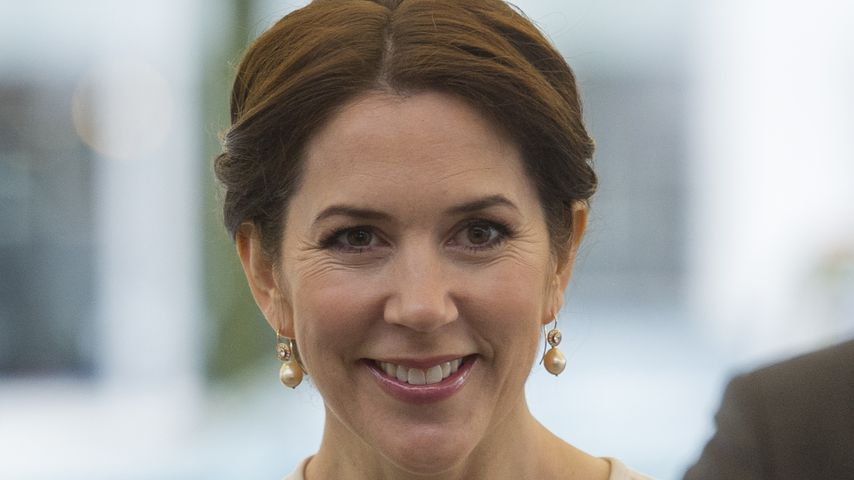 Prinzessin Mary von Dänemark in München