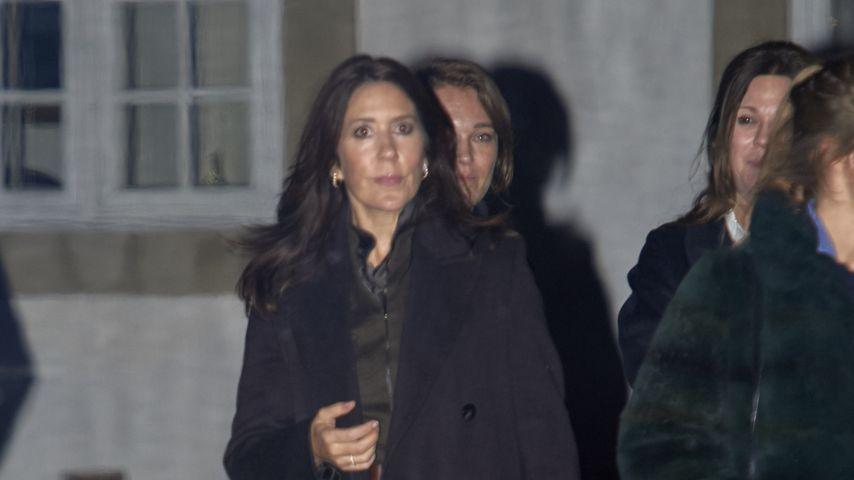 Prinzessin Mary nach der königlichen Jagd 2019