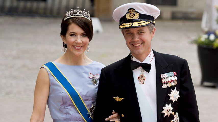 Prinzessin Mary und Prinz Frederik