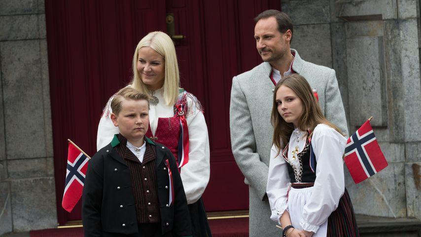Ehe mit Höhen und Tiefen: 15 Jahre Haakon & Mette-Marit!