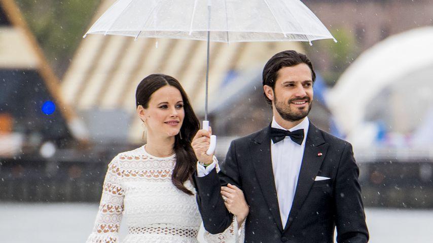 Prinzessin Sofia: Zuckersüße Babybauch-Show in Oslo!