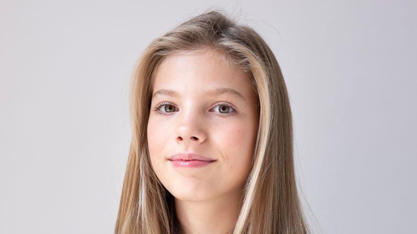 Richtiger Teenie: Prinzessin Sofía von Spanien wird schon 13