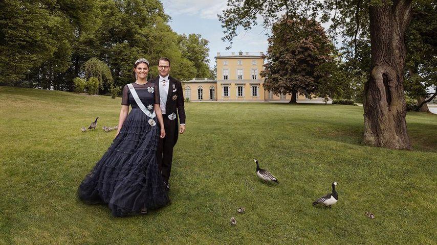 Zehnter Hochzeitstag: Neue Bilder von Victoria und Daniel!