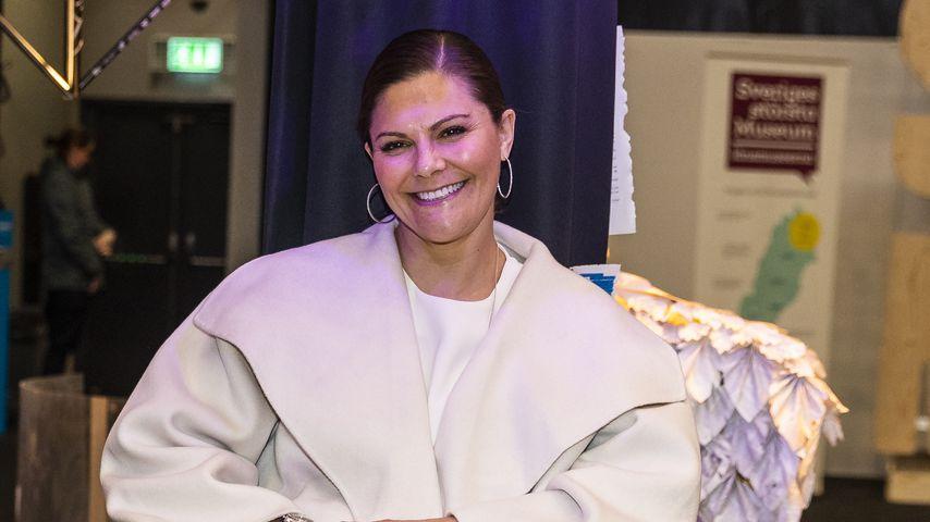 Prinzessin Victoria von Schweden beim Folk and Culture 2020 Festival im Februar 2020 in Eskilstuna