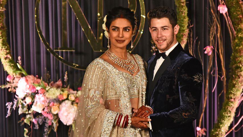 Priyanka Chopra Jonas mit Mann Nick Jonas
